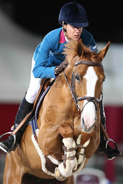 Luciana Diniz sur Fit for Fun 13 (c)LGCT
