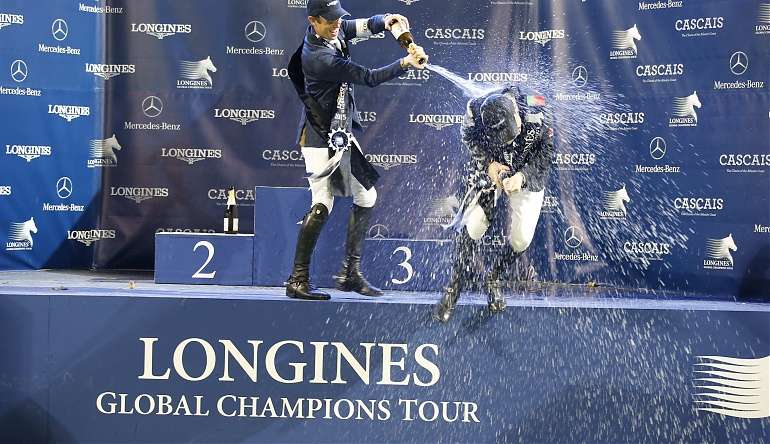 Happy New Year From Longines Global Champions Tour
