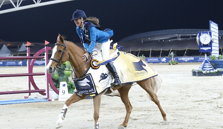 New Event In Mexico City Joins Longines Global Champions