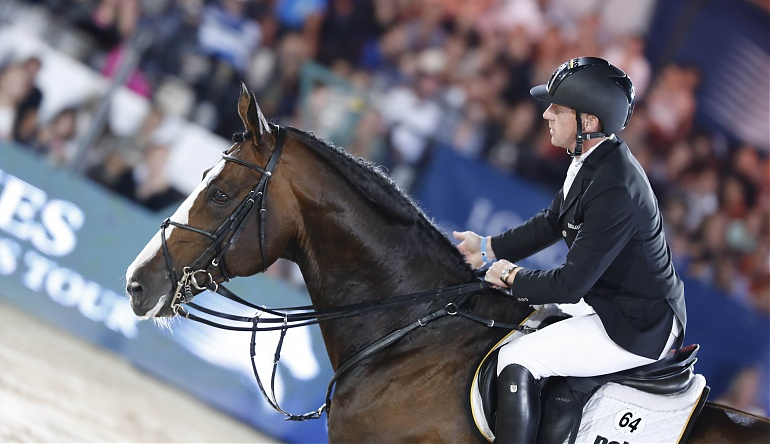 Marcus Ehning Longines Global Champions Tour