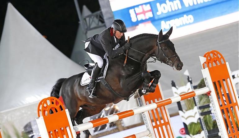 John Whitaker Longines Global Champions Tour