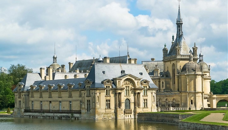Chantilly 2014 longines global champions tour for Chantilly photo