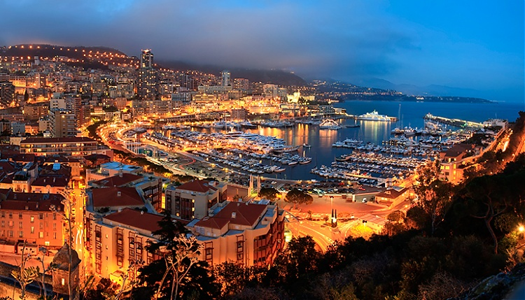 Monaco 2016 LONGINES GLOBAL CHAMPIONS TOUR