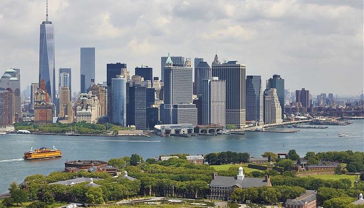 New York 2019 New York 2019   LONGINES GLOBAL CHAMPIONS TOUR
