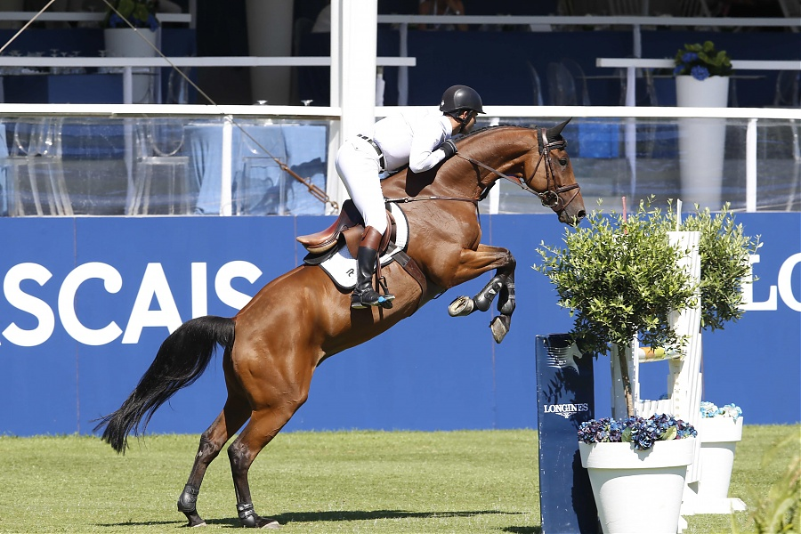 Gallery of HH Lets Fly - LONGINES GLOBAL CHAMPIONS TOUR