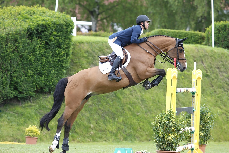 Gallery Of Belle Fleur 38 Longines Global Champions Tour
