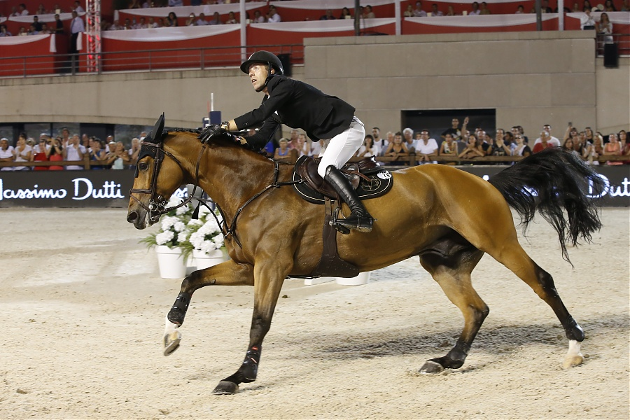 Gallery of Beauville Z - LONGINES GLOBAL CHAMPIONS TOUR