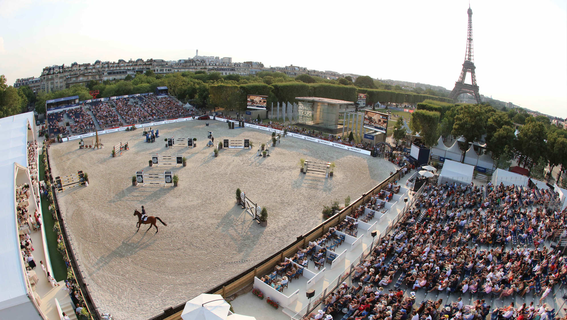 5ac07f3dd649 Nine Out Of Top Ten In LGCT Ranking at Longines Global Champions Tour -  Longines Paris Eiffel Jumping